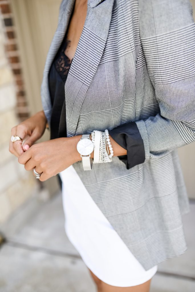 How to Style a Victoria Emerson Watch and Wrap Braclelet