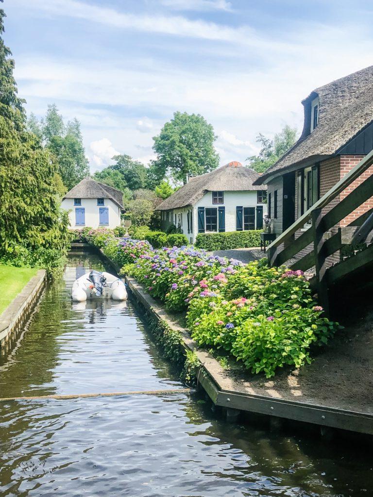 A Day in Geithoorn Belgium
