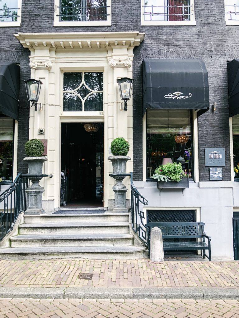 3 Days in Amsterdam with a Toddler- The Toren Hotel
