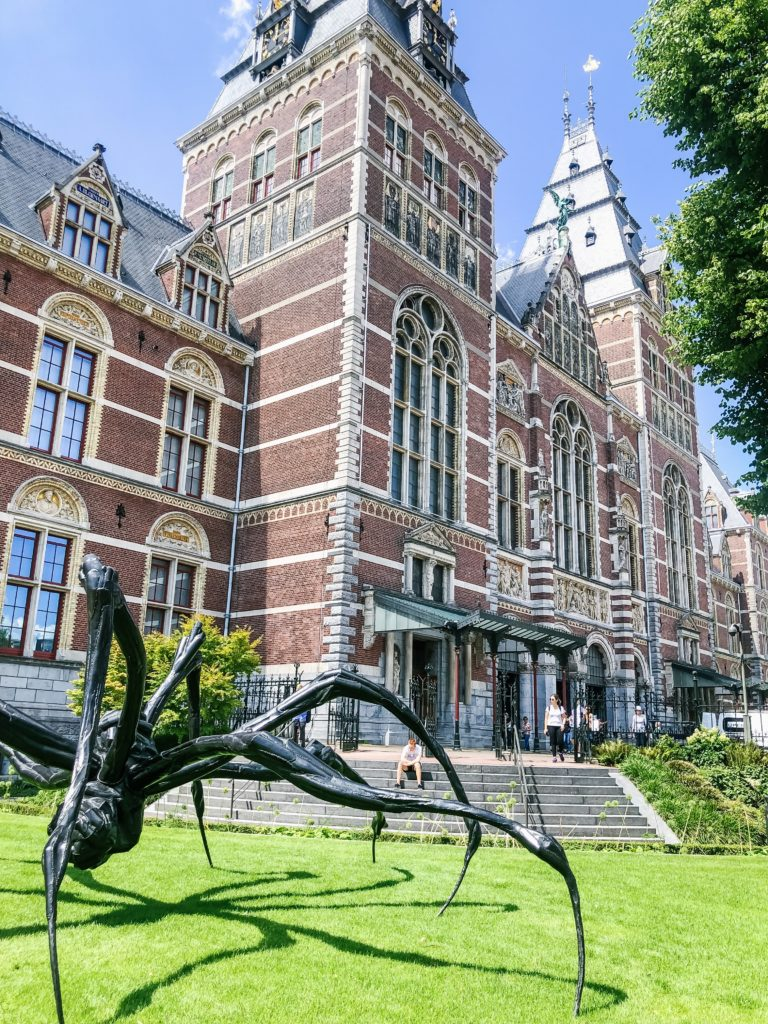 3 Days in Amsterdam with a Toddler- Rijksmuseum