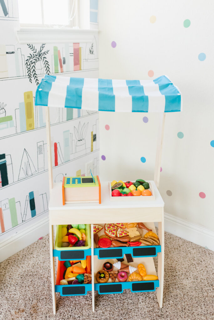 STYLE THE GIRL PLAYROOM REVEAL